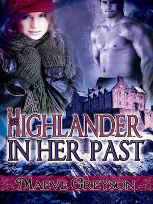 cover image of A Highlander in Her Past
