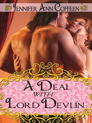 cover image of A Deal with Lord Devlin