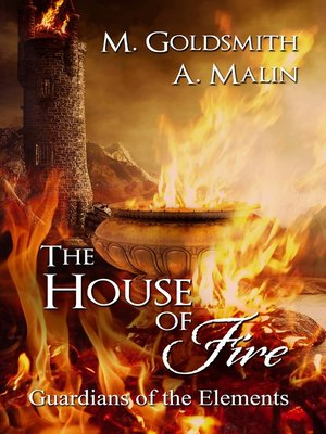 cover image of The House of Fire