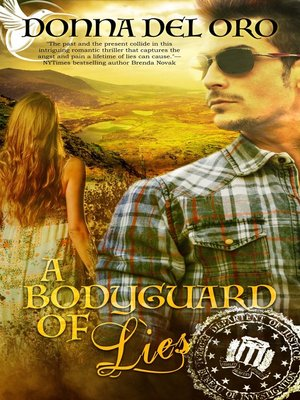 cover image of A Bodyguard of Lies