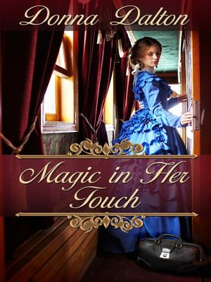 cover image of Magic in Her Touch