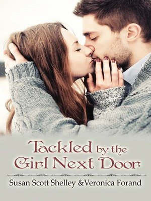 cover image of Tackled by the Girl Next Door