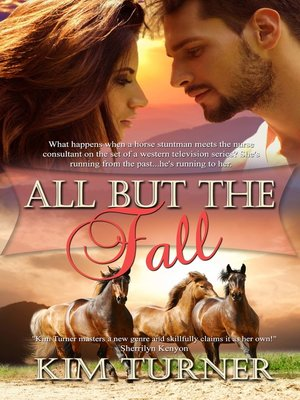 cover image of All But the Fall