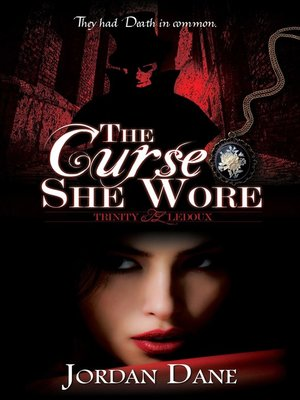 cover image of The Curse She Wore