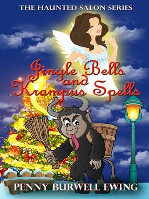 cover image of Jingle Bells and Krampus Spells