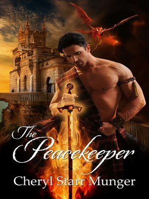 cover image of The Peacekeeper