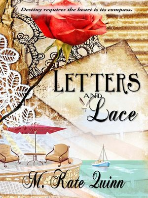 cover image of Letters and Lace