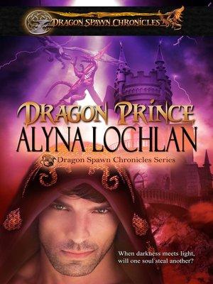 cover image of Dragon Prince