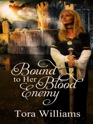cover image of Bound to Her Blood Enemy
