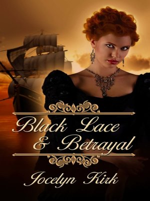 cover image of Black Lace and Betrayal