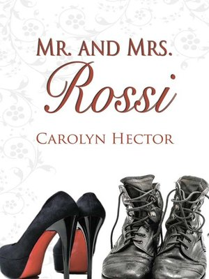 cover image of Mr. and Mrs. Rossi