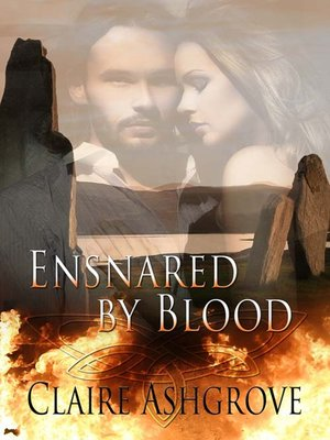 cover image of Ensnared by Blood