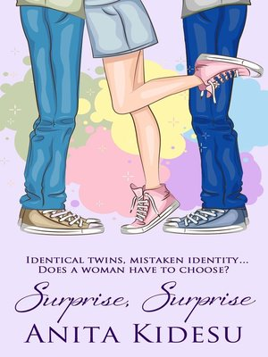cover image of Surprise, Surprise