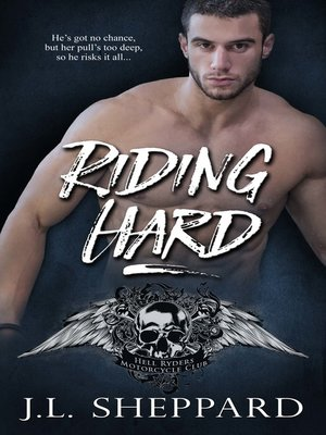 cover image of Riding Hard