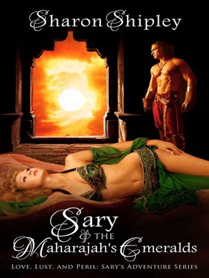 cover image of Sary and the Maharajah's Emeralds