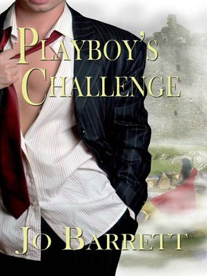 cover image of Playboy's Challenge