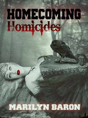 cover image of Homecoming Homicides