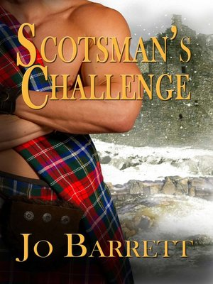 cover image of Scotsman's Challenge