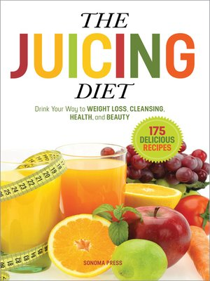 cover image of The Juicing Diet