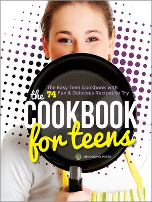cover image of The Cookbook for Teens