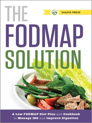 cover image of The FODMAP Solution