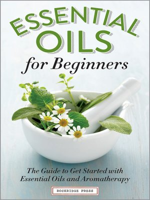cover image of Essential Oils for Beginners