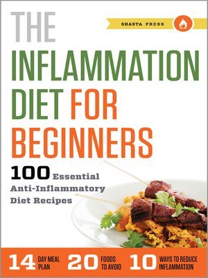cover image of The Inflammation Diet for Beginners