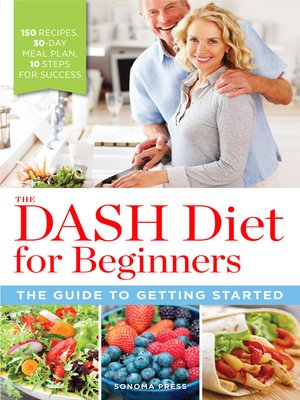 cover image of The DASH Diet for Beginners