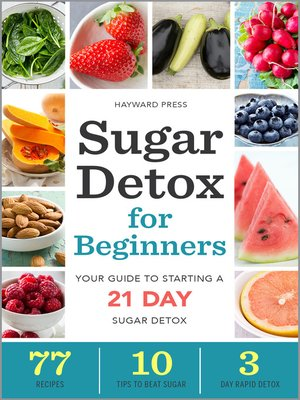 cover image of Sugar Detox for Beginners