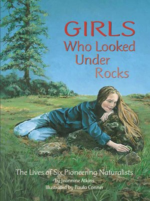 cover image of Girls Who Looked Under Rocks