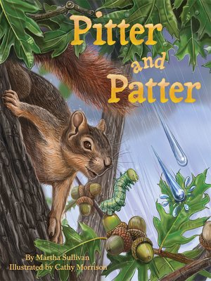 cover image of Pitter and Patter