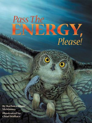 cover image of Pass the Energy, Please!