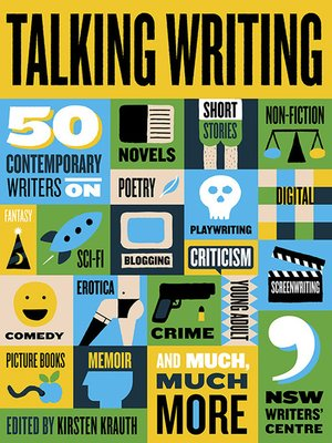 cover image of Talking Writing