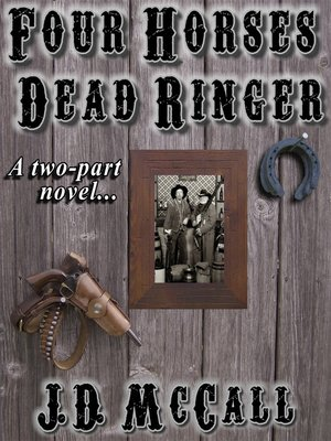 cover image of Four Horses Dead Ringer
