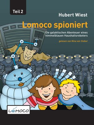 cover image of Lomoco spioniert