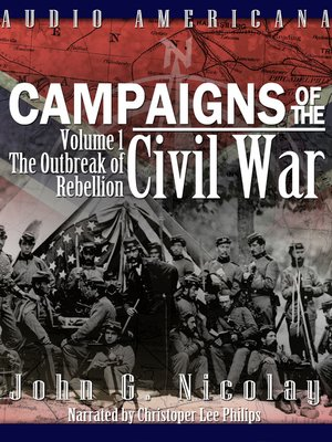 cover image of Campaigns of the Civil War, Vol. 1