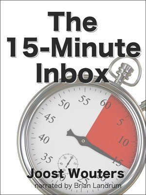 cover image of The 15-Minute Inbox