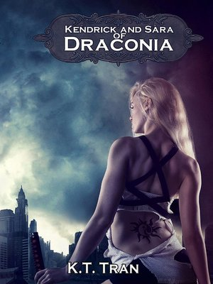 cover image of Kendrick and Sara of Draconia