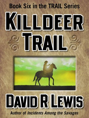 cover image of Killdeer Trail