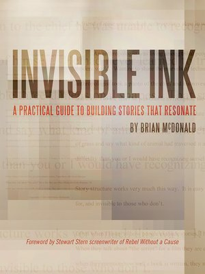cover image of Invisible Ink