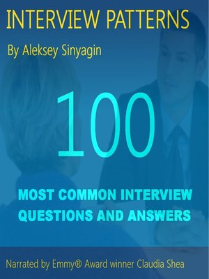 cover image of Job Interview Patterns