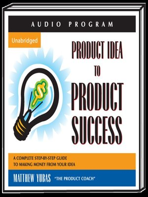 cover image of Product Idea to Product Success