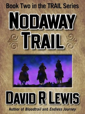 cover image of On the Nodaway Trail