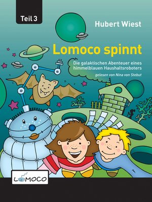 cover image of Lomoco spinnt