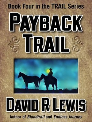 cover image of Payback Trail