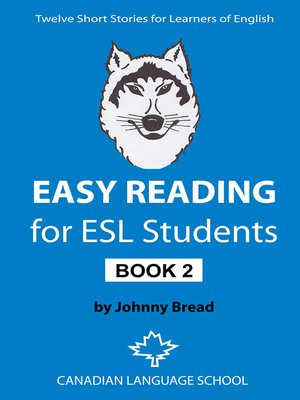 cover image of Easy Reading for ESL Students, Book 2