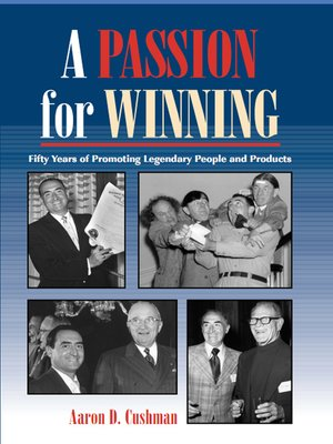 cover image of A Passion for Winning