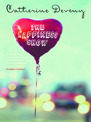 cover image of The Happiness Show