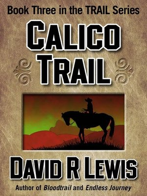 cover image of Calico Trail