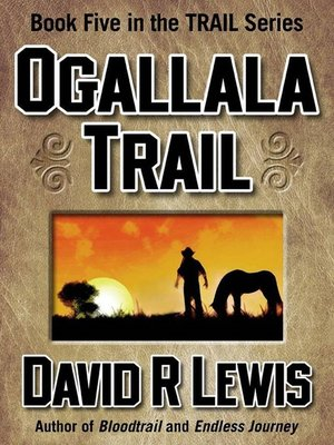 cover image of Ogallala Trail